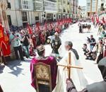 Jura de Santa Gadea y Marcha hacia el destierro