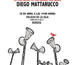 Diego Mattarucco en Méquina Dalicada