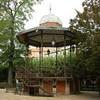 Templete del Paseo del Espolón en Burgos