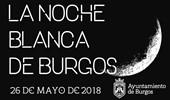 La Noche Blanca en Burgos, Burgos