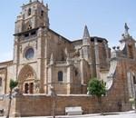 Iglesia de Sta María la Real