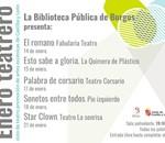 Ciclo de Artes Escénicas de Castilla y León