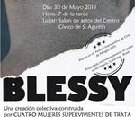 Blessy. Documental realizado por cuatro supervivientes de Trata