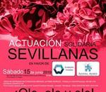 Actuación Solidaria Sevillanas