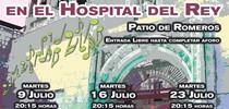 Conciertos Jacobeos en Hospital Militar, Burgos