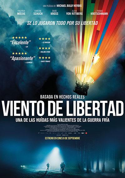 Viento De Libertad En Van Golem, Burgos