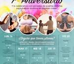 7º aniversario Balnea - Jornadas de puertas abiertas.