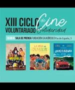 Ciclo de Cine sobre voluntariado y solidaridad