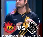 Finales League of Legends #Worlds2019