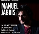 Encuentro literario con Manuela Jabois