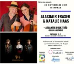 Alasdair Fraser & Natalie Haas con Atlantic Folk Trio