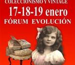 Feria de Antiguedades y coleccionismo vintage