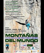 Ciclo de Proyecciones Montañas del Mundo