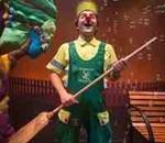 Atópico Teatro: Claudio Cleaner Clown