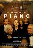 La profesora de piano en Van Golem, Burgos