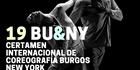 Certamen Internacional de Coreografía Burgos - New York en Teatro Principal, Burgos