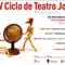 Ciclo de Teatro Joven en Teatro Principal, Burgos