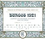 Burgos, 1921: cuando la Catedral celebró sus 700 años