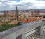 """Itinerario: """"Geoturismo ambiental en la ciudad de Burgos""""."""