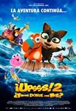Uuups! 2: ¿Y ahora dónde está Noé? en Odeon Multicines, Burgos