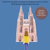 A los niños tambien nos gusta nuestra Catedral en Factoria del Barco, Burgos