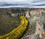 Excursión: Hoces del río Riaza. Enrique del Rivero.