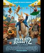 Peter Rabbit 2, a la fuga