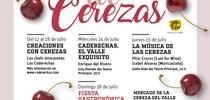 Feria de la Cereza Valle de Caderechas en La Fábrica de Tornillos, Miranda de Ebro, Burgos