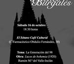 2.ª Tertulia cultural del Ateneo Burgalés