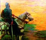 Exposición del pintor Marceliano Santa María