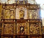 Retablos de los siglos XVI, XVII y XVIII