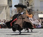 Tradicional Baile de Danzantes, Gigantillos y Gigantones