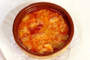 Sopa Doña Jimena